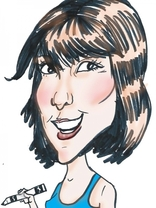 SoCals best caricature artist for parties and events Artist 1 in Palm Desert CA